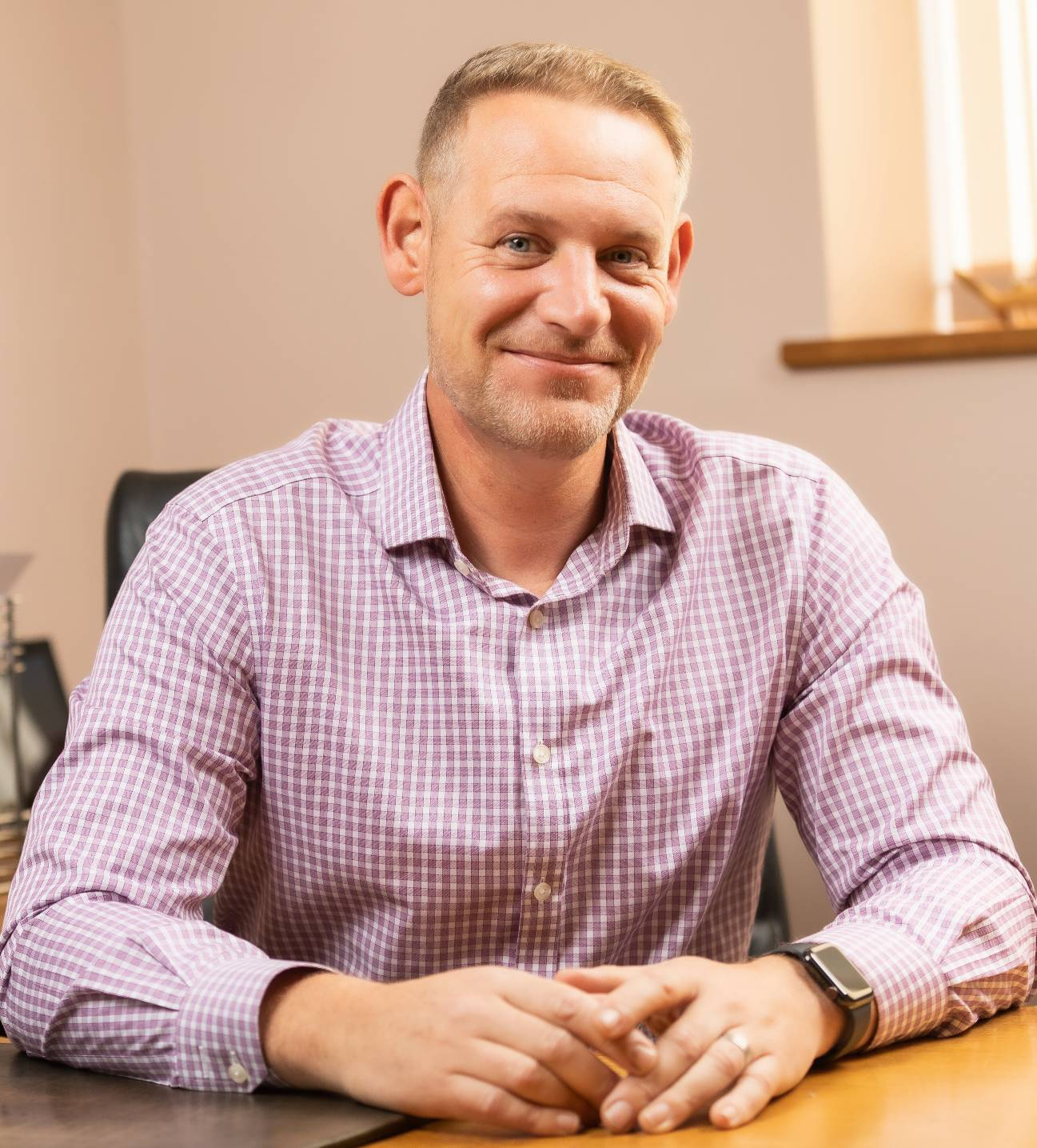 Richard Montgomery - Managing Director