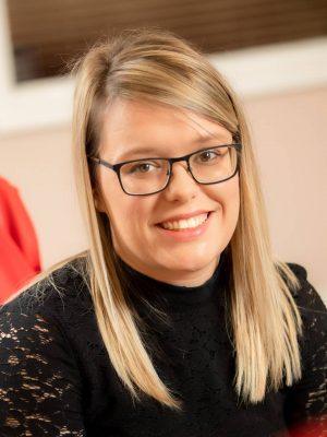 Lizzie Steel - Customer Services Team Leader