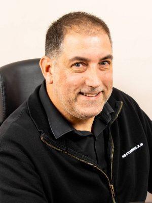 Darren Denny - Senior Transport Co-ordinator at Mitchells