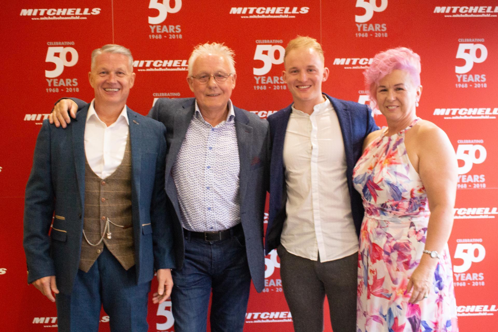 Meet The Mitchells Family
